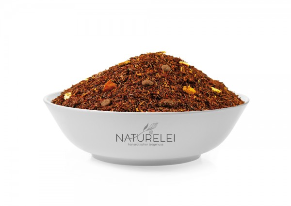 naturelei - Orange / Schoko - aromatisierte Rooibosteemmischung