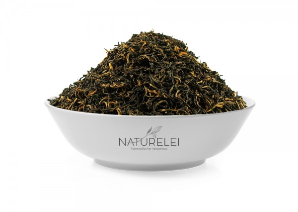 naturelei - Finest Golden China Yunnan FOP - Schwarzer Tee