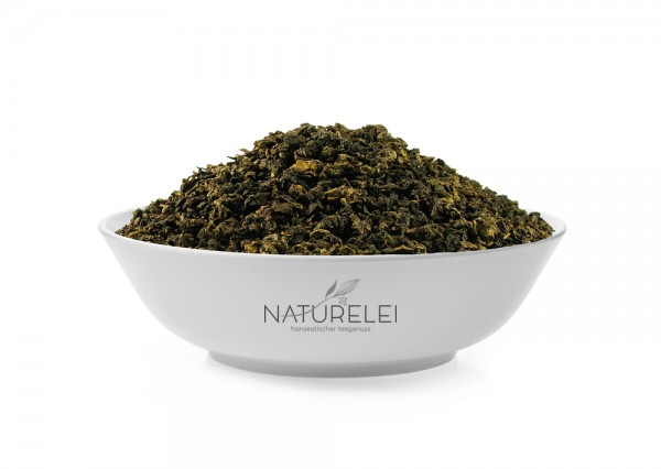 naturelei - China Milky Oolong - aromatisierter Oolong Tee
