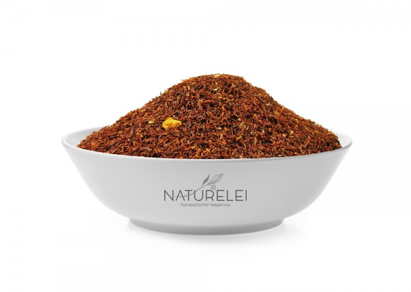 naturelei - Orange - aromatisierte Rooibosteemmischung