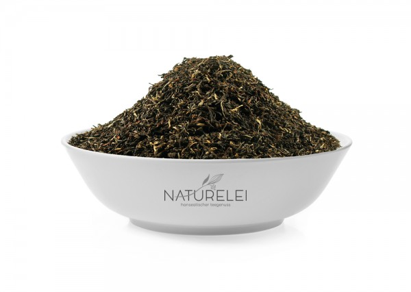 NATURELEI - Darjeeling Second Flush FTGFOPI Balasun - Schwarzer Tee