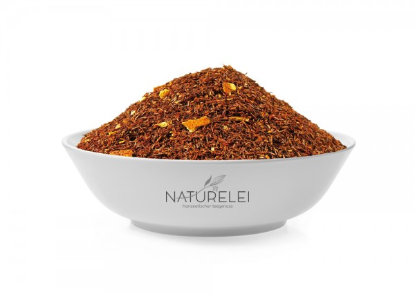 naturelei - Lemon - aromatisierte Rooibosteemischung